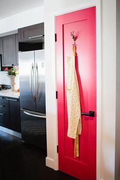 :: portas coloridas ::