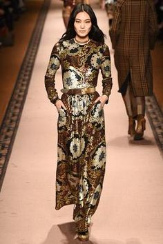 Etro Fall 2015 Ready-to-Wear Fashion Show: Complete Collection - Style.com