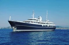 Our #superyacht of the #weekend is Sherakhan: #impressive and #comfortable with #luxurious interior and 13 cabins!  #planyourholiday with #aeolianluxury #yachtcharter   #dreamholidays #boats #yachts #sailing #meditteranean #sea #lifeisgood #enjoylife #luxuriouslife #luxury #luxurious #holiday #vacation #leisure #relax #travelling #cruise #summer2016 #hedonism by aeolian.luxury