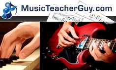 Music Teacher Guy.com :: Guitar Lessons, Piano Lessons & Private Music Lessons in Montgomery County, PA