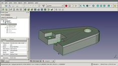 FreeCAD Path Workbench - used to produce machine instructions for CNC machines from a FreeCAD 3D model. These produce real-world 3D objects on CNC machines such as mills lathes lasercutters or similar. Typically instructions are a G-Code dialect.