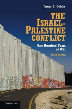 The Israel-Palestine Conflict: One Hundred Years of War by James L. Gelvin http://www.amazon.com/dp/110761354X/ref=cm_sw_r_pi_dp_zEbLvb1Q1W159