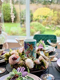 Our Decadent Forbidden Bloom Garden Room - The Interior Editor Office Interior Design, Interior Design Inspiration, Maximalist Interior, Garden Candles, Rockett St George, Candle Art, Colourful Living Room, Home Trends, Matthew Williamson