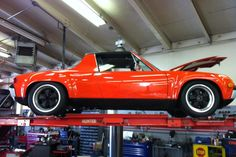 Porsche 914 /6 2.0 M491 racing version, 1970 for sale by FrogMut ...