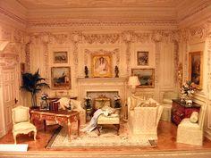 Dale Fluty - Dollhouse Designs: Still more Chicago....Ron Hubble & JL Signature Homes