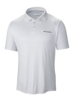 Columbia   Utilizer Stripe Polo Shirt