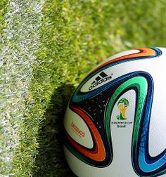 adidas Brazuca - the official match ball of the 2014 FIFA World Cup
