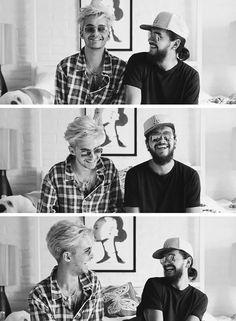 Tom & Bill kaulitz