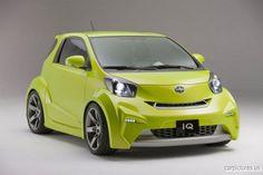 Scion IQ #Concept #Car