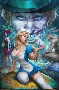 alice in wonderland sexy - Cerca con Google