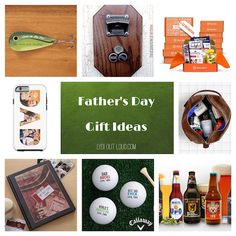 Father's Day gift ideas a-plenty! Creative and unique ideas to surprise the dad with everything! Gifts For Father, Gifts For Mom, Great Gifts, Homemade Gifts, Diy Gifts, Daddy Day, Leather Watch Box, Fun Crafts For Kids, Good Good Father
