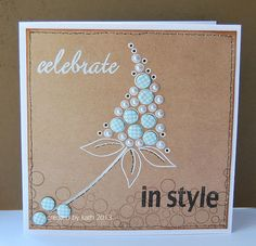 Kath's Blog......diary of the everyday life of a crafter: Bubble Blooms...Felicity