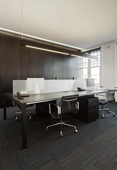 Office Interior Design Ideas Billy Bookcases is enormously important for your home. Whether you choose the Office Design Corporate Workspaces or Modern Home Office Design, you will make the best Office Decor Professional Interior Design for your own life. Corporate Office Design, Office Space Design, Modern Office Design, Corporate Interiors, Office Interiors, Office Designs, Design Interiors, Australian Interior Design, Interior Design Awards