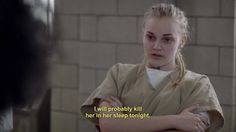 Orange Is The New Black:  Tricia Miller