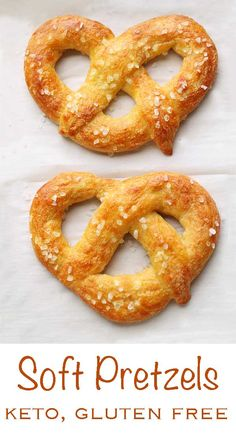 Tasty keto soft pretzels are made with modified Fathead dough. They are flavorful, chewy, and make a great low carb snack. Tasty keto soft pretzels are made with modified Fathead dough. They are flavorful, chewy, and make a great low carb snack. Desserts Keto, Keto Snacks, Healthy Snacks, Ketogenic Recipes, Low Carb Recipes, Ketogenic Diet, Pain Keto, Cena Keto, Comida Keto