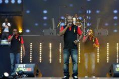 Magic System - Nuit Africaine au Stade de France Réalisation : Patrick Savey