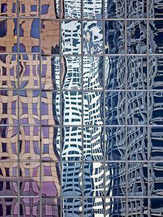 Arte y Arquitectura: ciudades reflejadas desde la materialidad arquitectónica por Andrea y Rob Stone