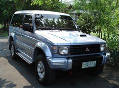 Pajoz 1995 Mitsubishi Pajero Specs, Photos, Modification Info at CarDomain Mitsubishi Shogun, Mitsubishi Cars, Mitsubishi Pajero, Montero 4x4, Montero Sport, Off Road Wagon, Offroad, Pajero Full, Land Rover Car