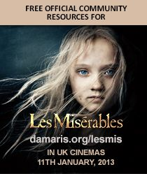 No apologies for focusing on Les Miserables again! Because the film gives us a major opportunity to use this redemptive story to understand life issues.