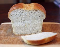 """You can do it"" Sandwich Bread  Adapted from Michael Ruhlman's Everyday Sandwich Bread Recipe"