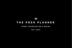 posh planner logo amanda jane jones by Amanda Jane Jones, via Flickr