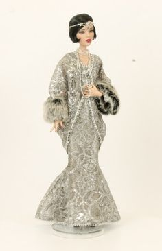 Emma Jean's Sterling Night | Tonner Doll Company