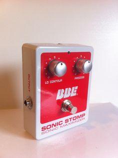 BBE Sonic Stomp Sonic Maximizer 2008