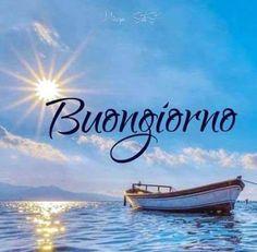 Immagini Buongiorno Estate al mare -. Good Morning Gif, Good Morning Images, Good Day, Good Night, Italian Memes, Morning Inspiration, Start The Day, Morning Quotes, Italy