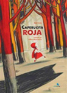 Little Red Riding Hood - Le petit Chaperon Rouge - Gilles Bizouerne, Barroux Charles Perrault, Album Jeunesse, Wolf, Children's Picture Books, Mythological Creatures, Red Hood, Vintage Children's Books, Children's Book Illustration, Red Riding Hood