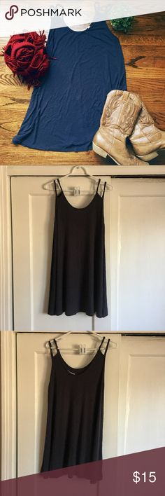 The Perfect Layering Dress Wear this dress with a poncho, leggings, and boots and you will be Instagram #FALLYALL ready. Urban Outfitters Dresses