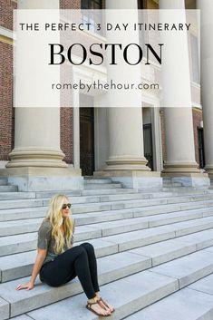 Boston, Massachusetts, journey information, summer time journey Parfait, Boston Vacation, Vacation Spots, Vacation Ideas, Boston Travel Guide, Travel Usa, Travel Tips, Spain Travel, Travel Goals