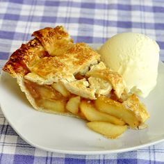 The Best Apple Pie - Learn my trick for intensifying the apple flavor in this perfect pie; a recipe that's 30 years in the making but definitely the best I've ever baked.