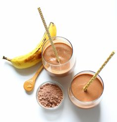Smoothies tend to be a big diet question mark—you never quite know the amount of calories, sugar and fat they contain, unless you're making them at home and are in control of what goes into the blender. Here's the simplest formula you can use to make a tasty afternoon snack smoothie for less than 200 …