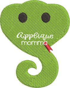 Snake Mini Embroidery Design