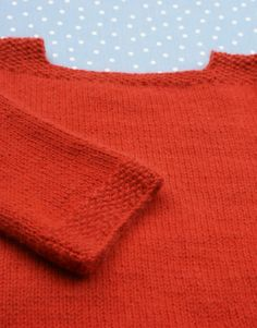 making this autumn pullover right now