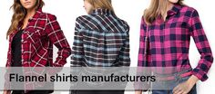 Five Things You Should Pair Up With #Flannel #Shirts And Get The Killer Look!