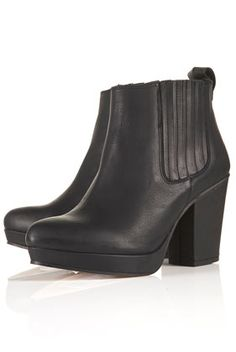 Platform Chelsea Boots from ASOS