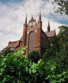 Wismar, Kościół św Grzegorza