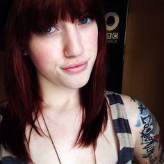 Old selfie to officially open the new IG. Hi. :) #suicidegirls #suicidegirlshopeful #tattoo #girlswithtattoos #alternative