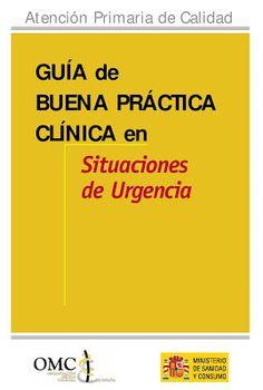 EMS SOLUTIONS INTERNATIONAL: GUÍA de BUENA PRÁCTICA  CLÍNICA en Situaciones de ...