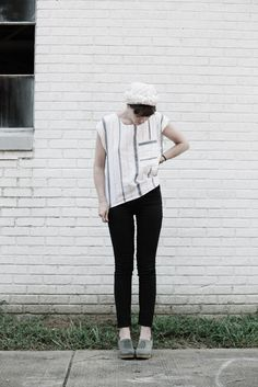 local milk + hackwith design house: chandler top