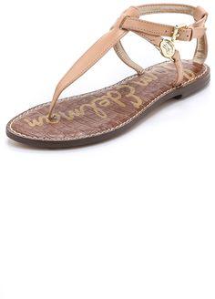 Sam Edelman Galia Thong Sandals