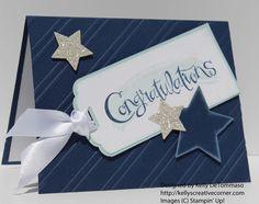 Simple Graduation Card: http://kellyscreativecorner.com/2014/07/29/simple-graduation-card-and-layout/  #graduation
