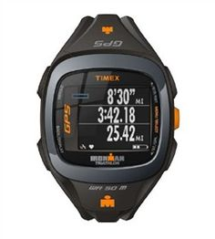 Timex Run Trainer 2.0 (Black & Orange) is a full feature GPS watch for runners who want to be free from repetitive loops, complicated mapping and over-planning.