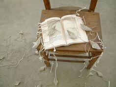 tutta la carta del mondo: libro d'artista