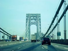 George Washington Bridge, NY.