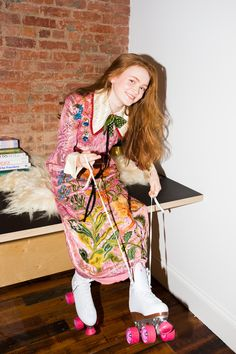Sadie Sink Talks Landing Her Role In Stranger Things Season 2 - Coveteur