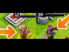 clash of clans hack 2017-Clash of Clans Town Hall 9 Defense (CoC TH9) BE...