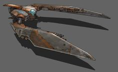 Star Wars: Knights of the Old Republic III (Concept Art) Nave Star Wars, Star Wars Rpg, Star Wars Ships, Spaceship Design, Spaceship Concept, Concept Ships, Star Wars Kotor, Star Wars Sequel Trilogy, Alien Ship