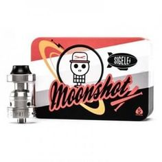 Moonshot RTA by Sigelei - Online Vaping Supplies, Electronic Cigarettes, E-Liquid : Vapoorzone